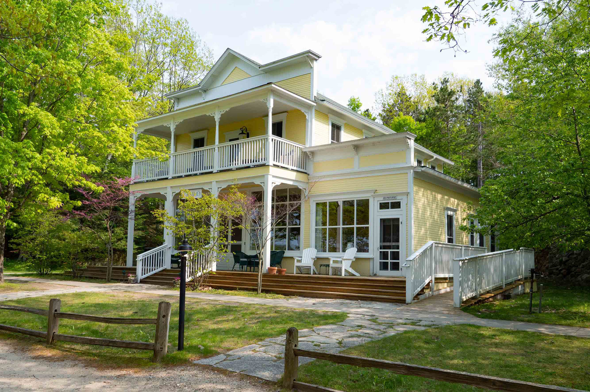 The Annex at Watervale Inn is one of our many Northern Michigan vacation rentals.